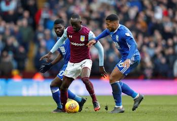 Championship - Aston Villa vs Birmingham City