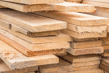 Holzbretter Bauholz