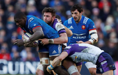 Six Nations Championship - Scotland vs France