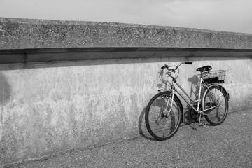 Samotny rower