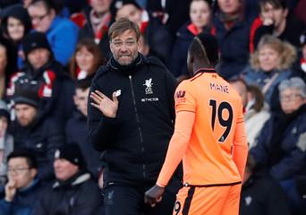 Premier League - Southampton vs Liverpool
