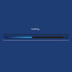 Basic loading panel