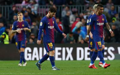 La Liga Santander - FC Barcelona vs Getafe