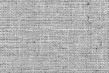 Gray Burlap Canvas Coarse Grunge Background Texture