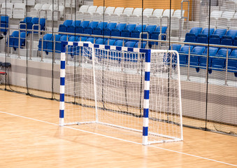 Gates for handball