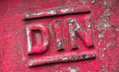DIN Symbol