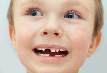 teeth to tear