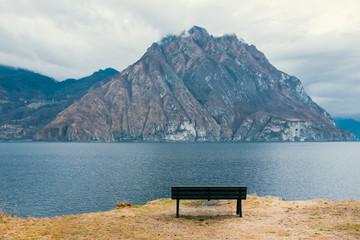 Lake Garda, Italy, the glories of Italy's largest lake. Lago di Garda.