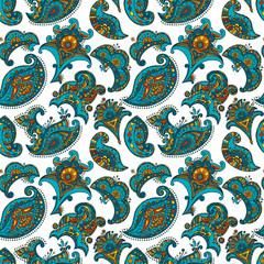 mehndi vector pattern,  ethnic paisley buta hindu oriental ornament, curl, floral motif