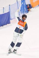Olympics: Freestyle Skiing-Womens Moguls Final