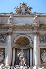 イタリア ローマ トレビの泉 Italy Roma Trevi Fountain (Fontana di Trevi)