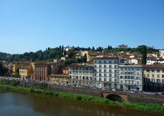 イタリア フィレンツェ 街並み Italy Florence townscape