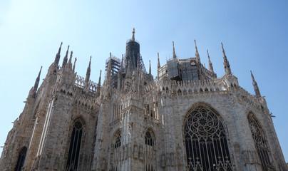 イタリア ミラノ大聖堂 ドゥオーモ Italy Milano Duomo di Milano