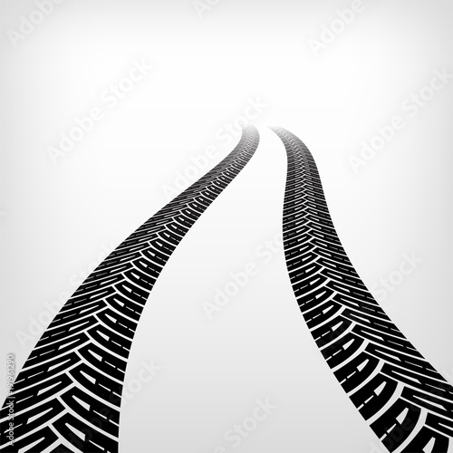 vector tire tracks stock image and royalty free vector files on rh fotolia com vector tire tracks free vector motorcycle tire tracks