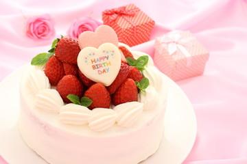 バースデーケーキ