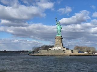 アメリカ ニューヨーク 自由の女神
