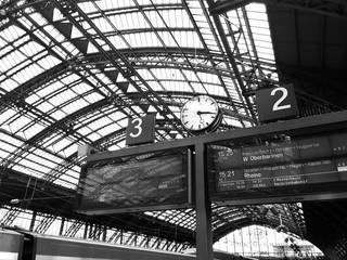 Gare allemande
