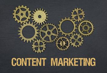 Content Marketing / Cogwheels