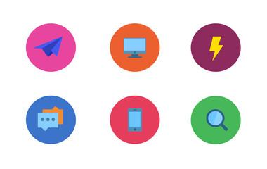 цветные иконки