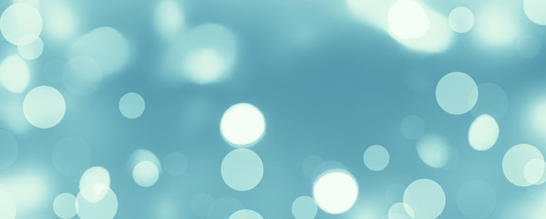 Banner Abstract background with Blurred festive surrealism.