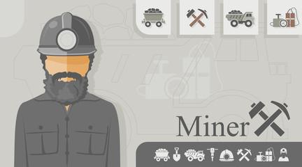 Occupation - Miner