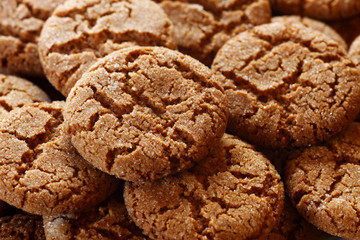 Group of Ginger Snaps