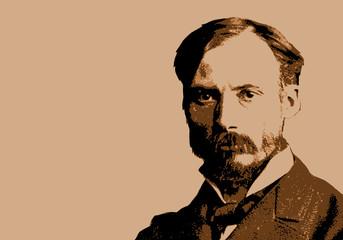 Renoir - peintre - portrait, personnage célèbre - Auguste Renoir - artiste peintre - célèbre - peinture