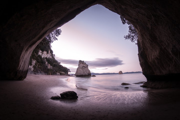 Foto auf Gartenposter Cathedral Cove cathedral cove