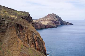 Ponta de Sao Lourenco peninsula, Madeira island - Portugal