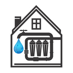 House water filtration