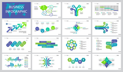 Successful Planning Slide Templates Set