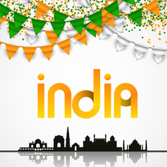 India Day celebration. 15 August