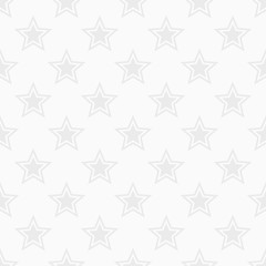 Abstract seamless stars pattern.