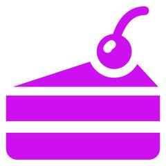 cake sign icon
