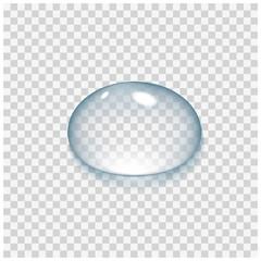 Obraz Kropla wody - fototapety do salonu