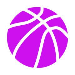 ball of basketball icon