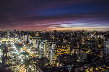 View of Buenos Aires
