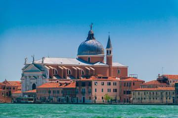 The Church del Santissimo Redentore in Venice