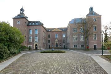 Schloss Neersen in Willich bei Mönchengladbach