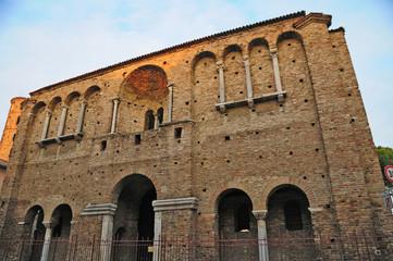 Ravenna, Rovine del Palazzo Imperiale