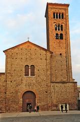 Ravenna, la Chiesa di San Francesco