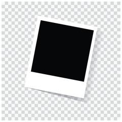 Puste zdjęcie polaroid