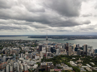 Auckland Panoramic View, New Zealand