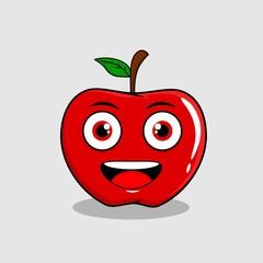 apple character mascot