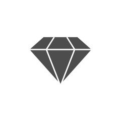 diamond icon. Elements of web icon. Premium quality graphic design icon. Signs and symbols collection icon for websites, web design, mobile app