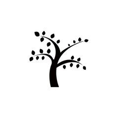 tree icon. Element of farm for mobile concept and web apps. Icon for website design and development, app development. Premium icon