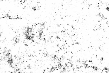 Grunge black and white Urban texture. Place over any object create black grunge effect. Distress grunge texture easy to use overlay. Distress grain overlay texture. Black rough background..