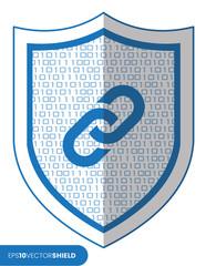 Shield Icon - Links