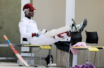 West Indies v England - First Test