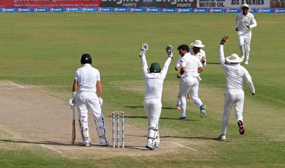 Pakistan v England - Third Test